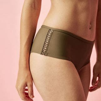 Bikini shorty - Olive