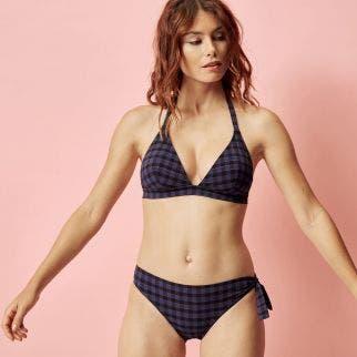 Bikini-Slip - Vichy