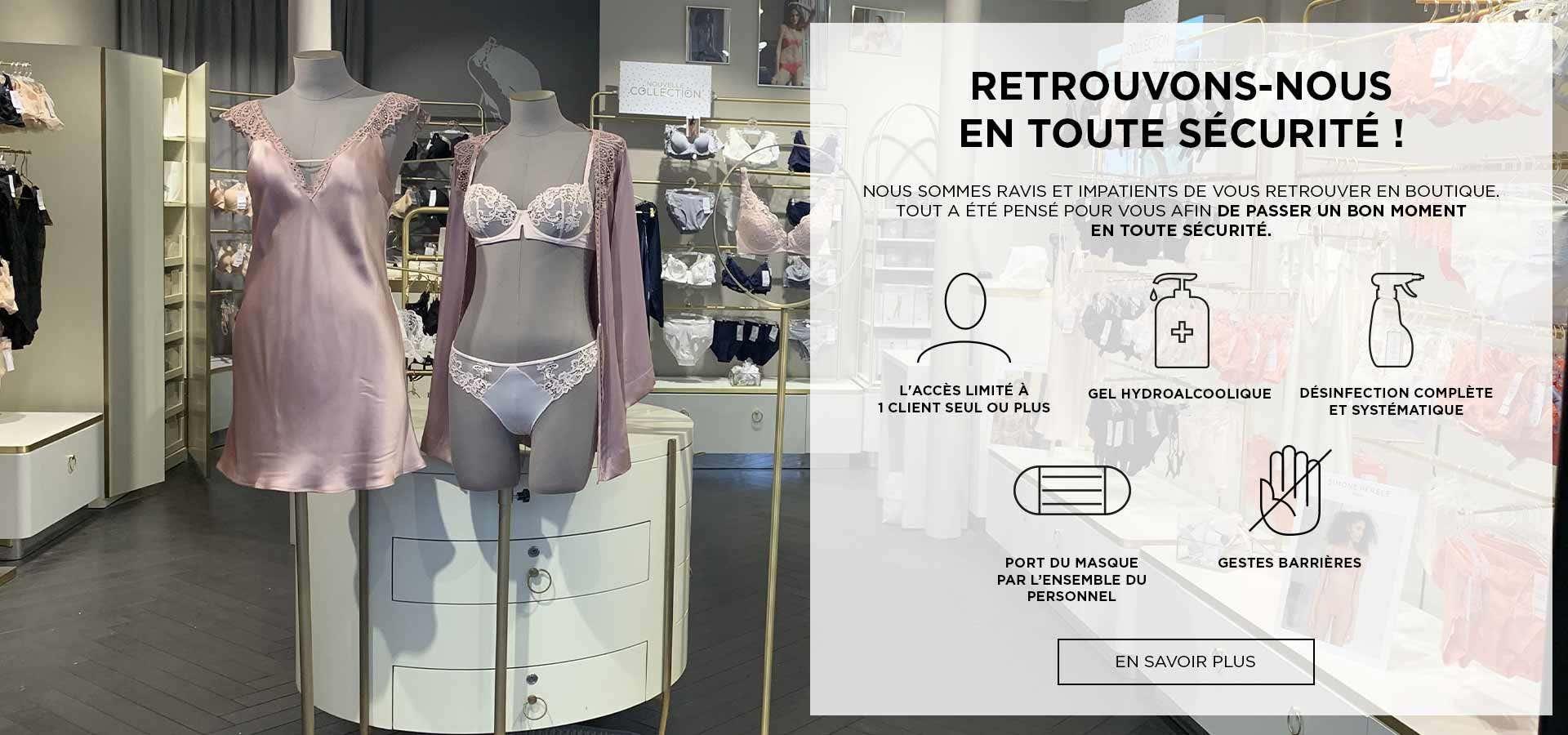 Covid19: Reouverture boutiques