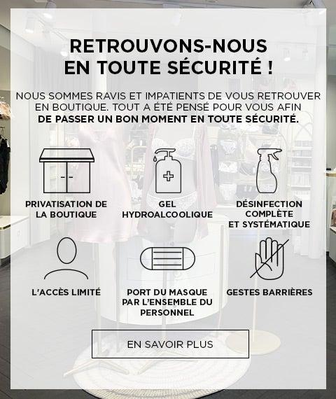 Covid19 : Reouverture boutiques