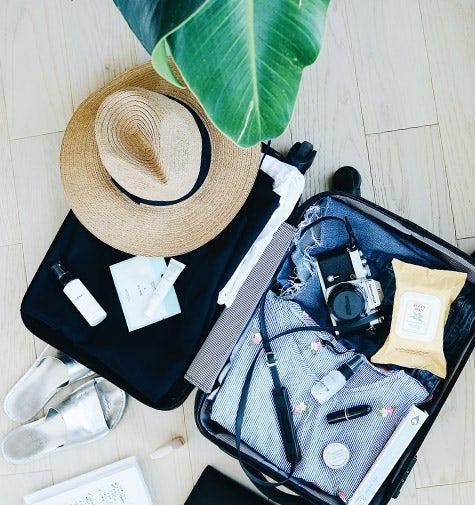 Que mettre dans ma valise ?
