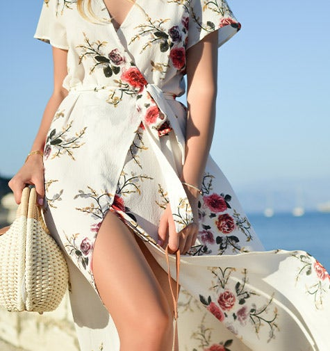 Sous ma robe d'été