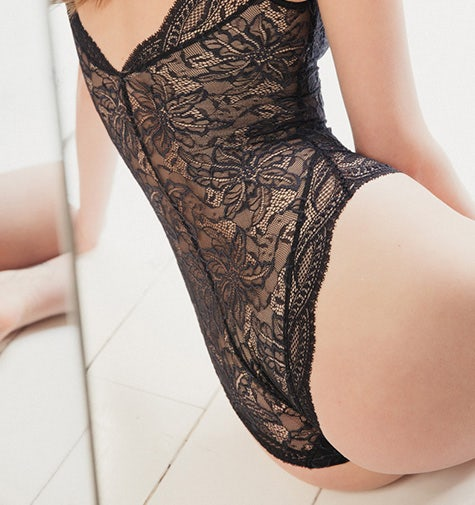 Lingerie worn in the light of day
