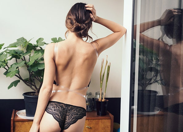 Accessoire dos nu | Simone Pérèle