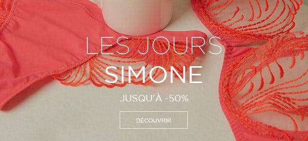 LES JOURS SIMONE | Simone Pérèle