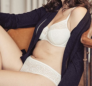 HOW TO CHOOSE YOUR LINGERIE ACCORDING TO THE SHAPE OF YOUR BREASTS?