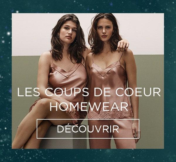 La liste de Noël de Simone Pérèle - Les Coups de Coeur Homewear   Simone Pérèle