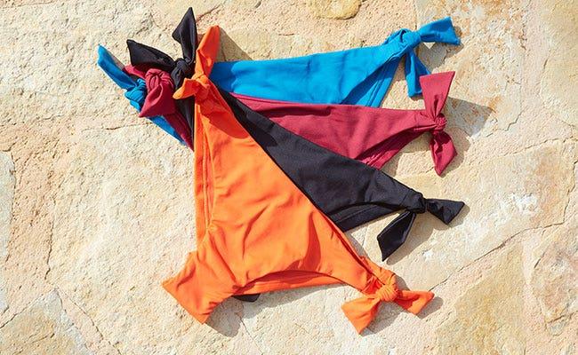 Comment choisir la couleur de son maillot de bain   Simone Pérèle