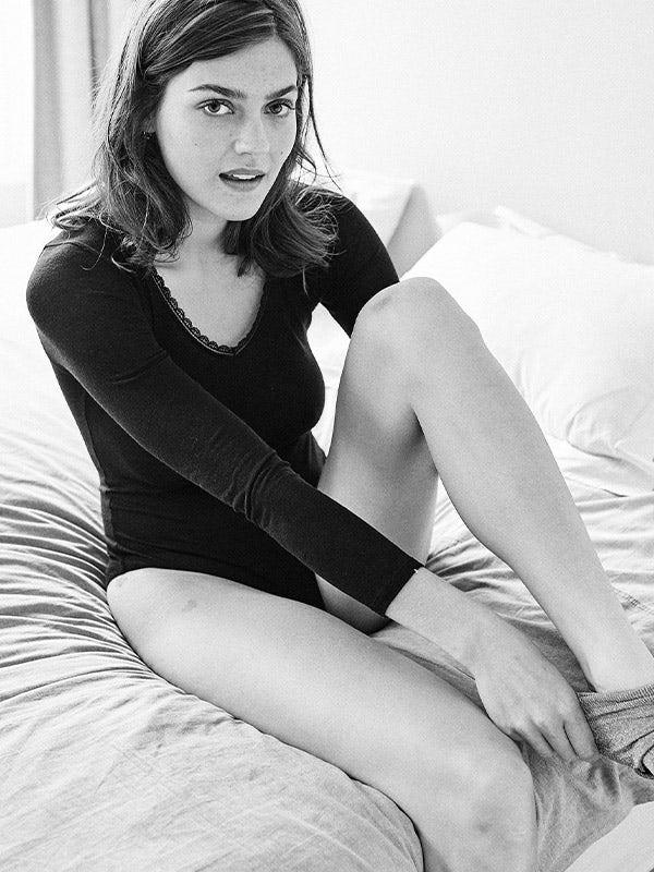 COMMENT PORTER UN BODY ? | Simone Pérèle