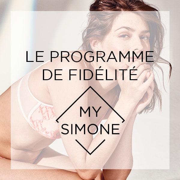 Mon programme de fidélité | Simone Pérèle