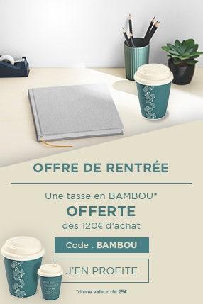 Mug en bambou | Simone Pérèle