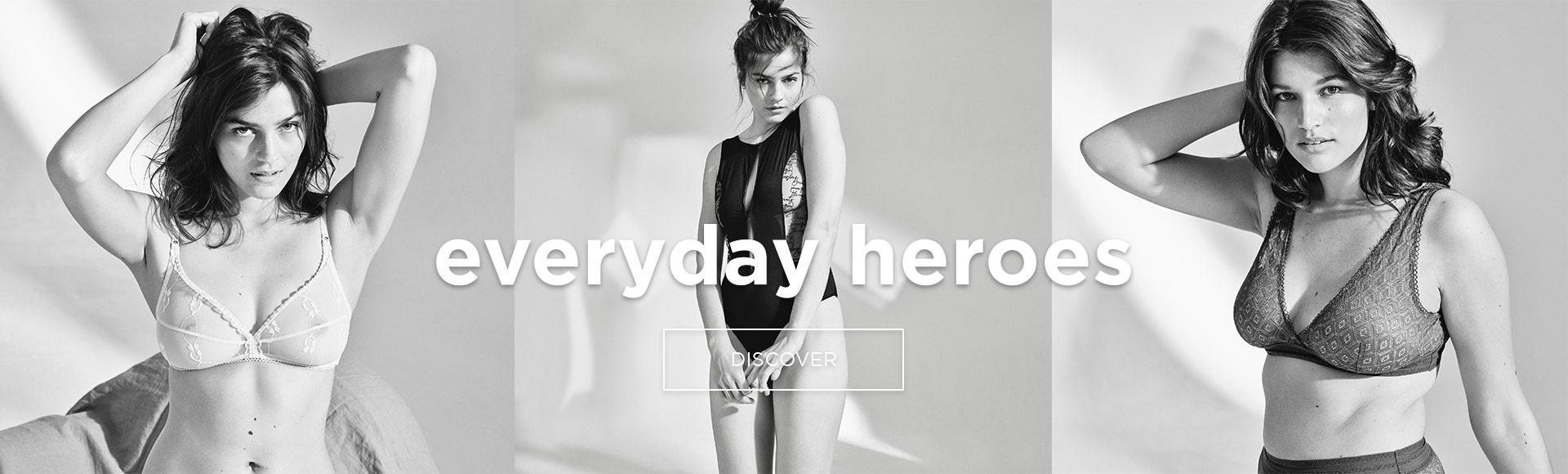 everyday heroes | Simone Pérèle