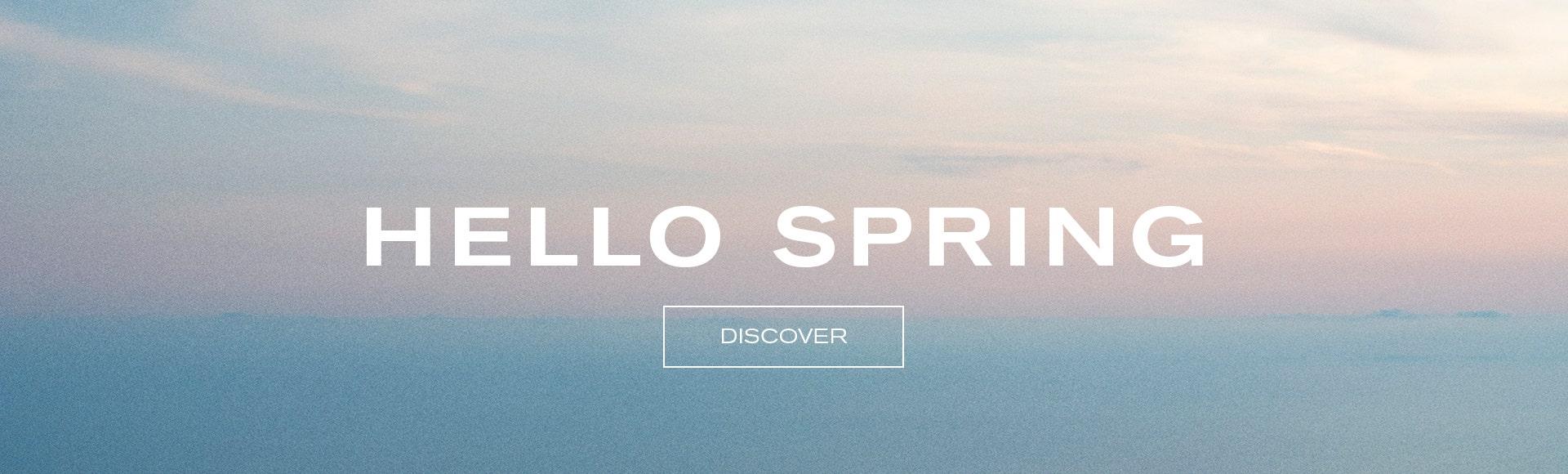 HELLO SPRING | Simone Pérèle