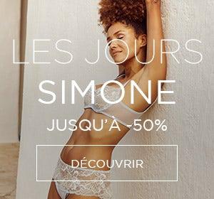 LES JOURS SIMONE| Simone Pérèle