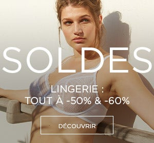 Soldes Lingerie| Simone Pérèle