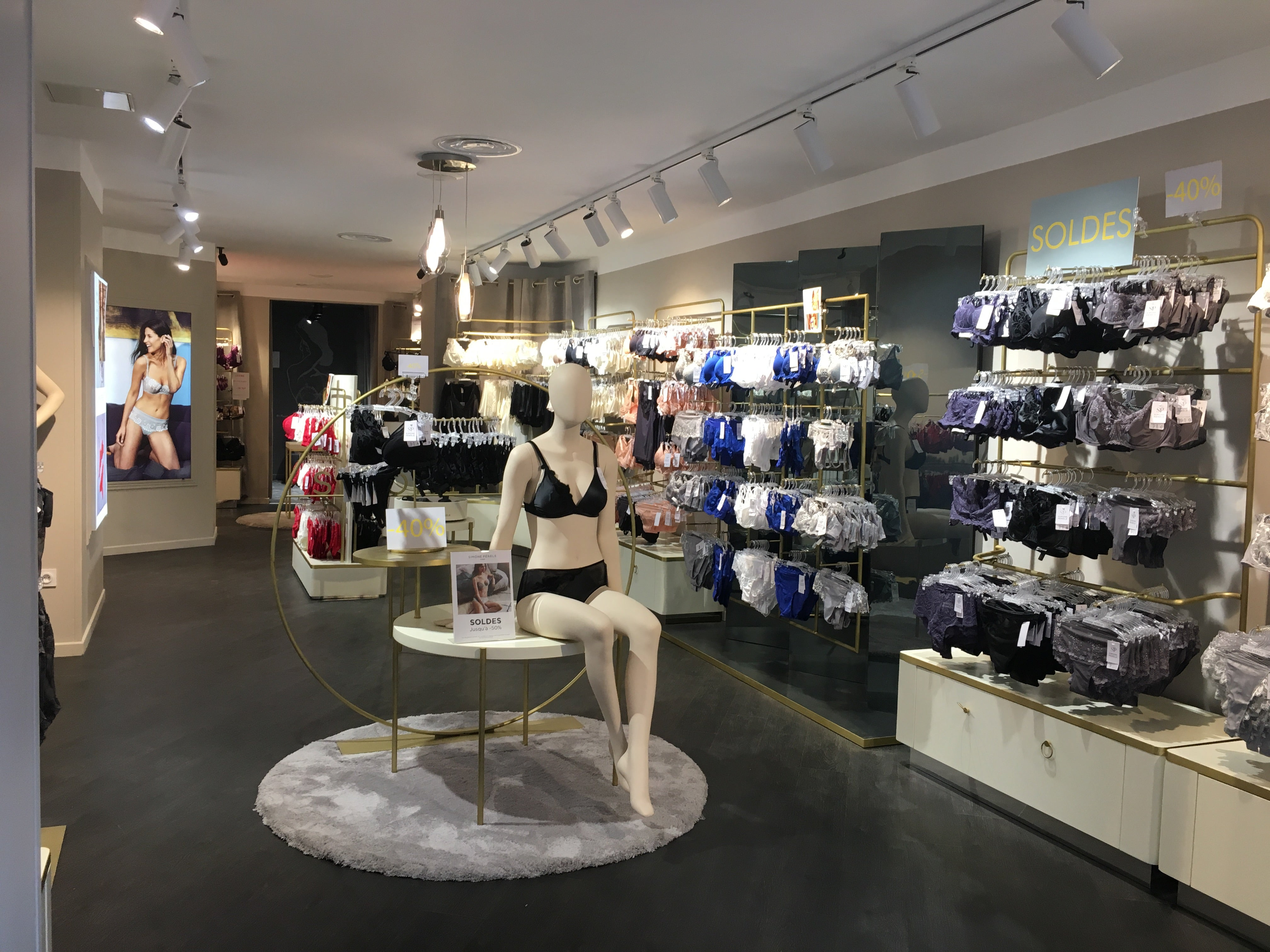 Boutique Simone Pérèle Narbonne