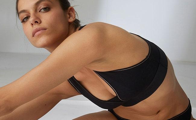 Prendre soin de sa poitrine quand on fait du sport : Lucile Woodward x Simone Pérèle | Simone Pérèle