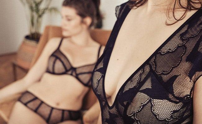 SAINT-VALENTIN : OSEZ LA LINGERIE SEXY | Simone Pérèle