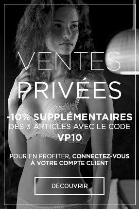 Ventes Privées | Simone Pérèle