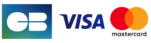 Moyen de paiement : Carte bancaire, Visa, Mastercard