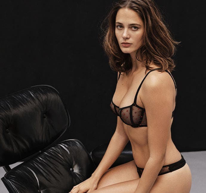 Lookbook Implicite Lingerie