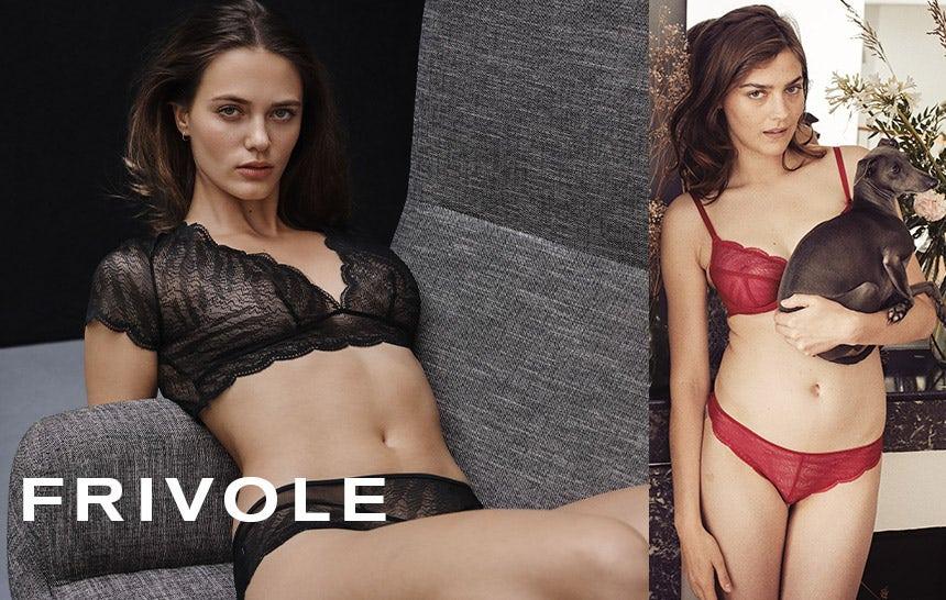 FRIVOLE | Simone Pérèle
