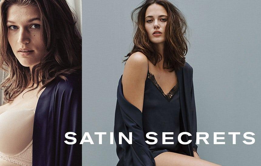 SATIN SECRETS | Simone Pérèle