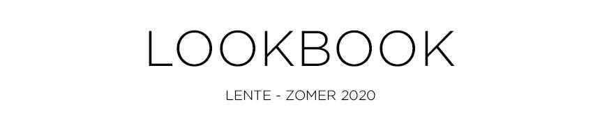 LOOKBOOK Lente - Zomer 2020 | Simone Pérèle
