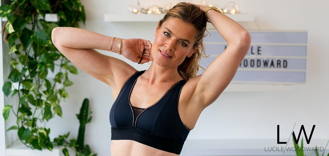 Collection Sport avec Lucile Woodward | Simone Pérèle