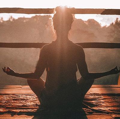 Comment rester zen ? par Lucile Woodward x Simone Pérèle