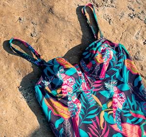 Paradise Swimsuit | Simone Pérèle