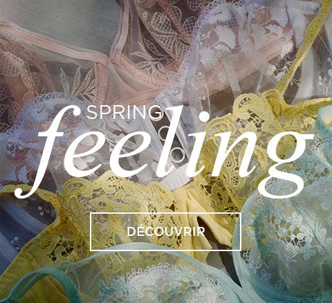 Spring feeling | Simone Pérèle