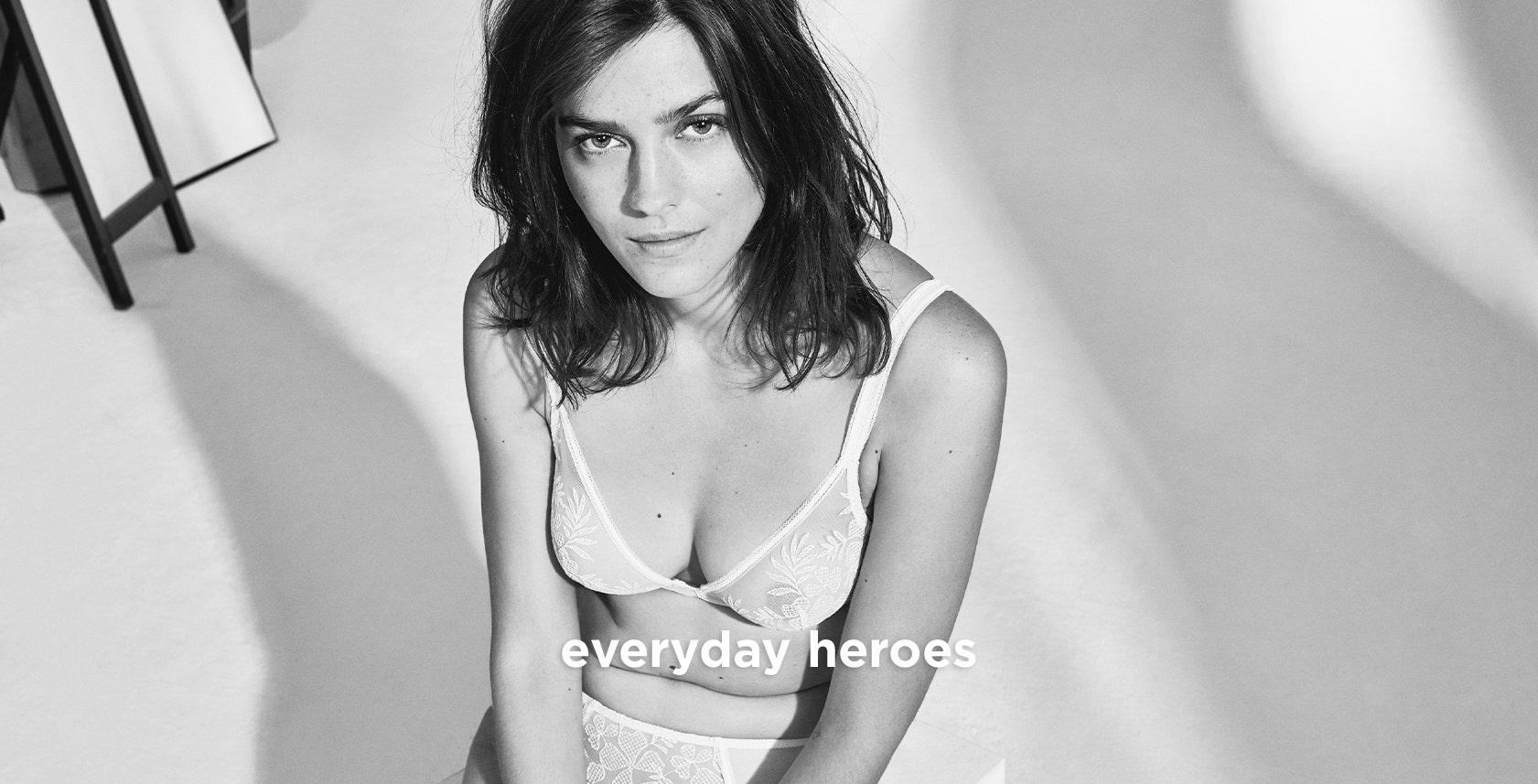 New chapter : everyday heroes by Simone Pérèle | Simone Pérèle