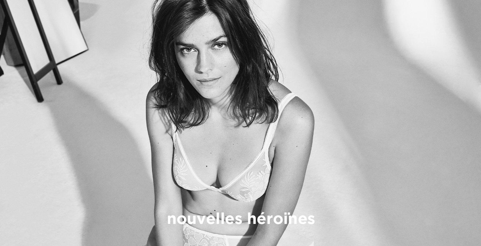Nouveau chapitre : nouvelles héroïnes par Simone Pérèle | Simone Pérèle