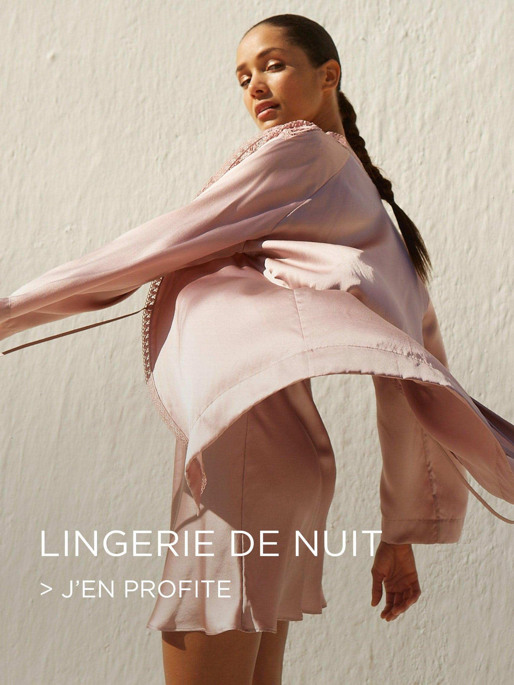 Lingerie de nuit | Simone Pérèle