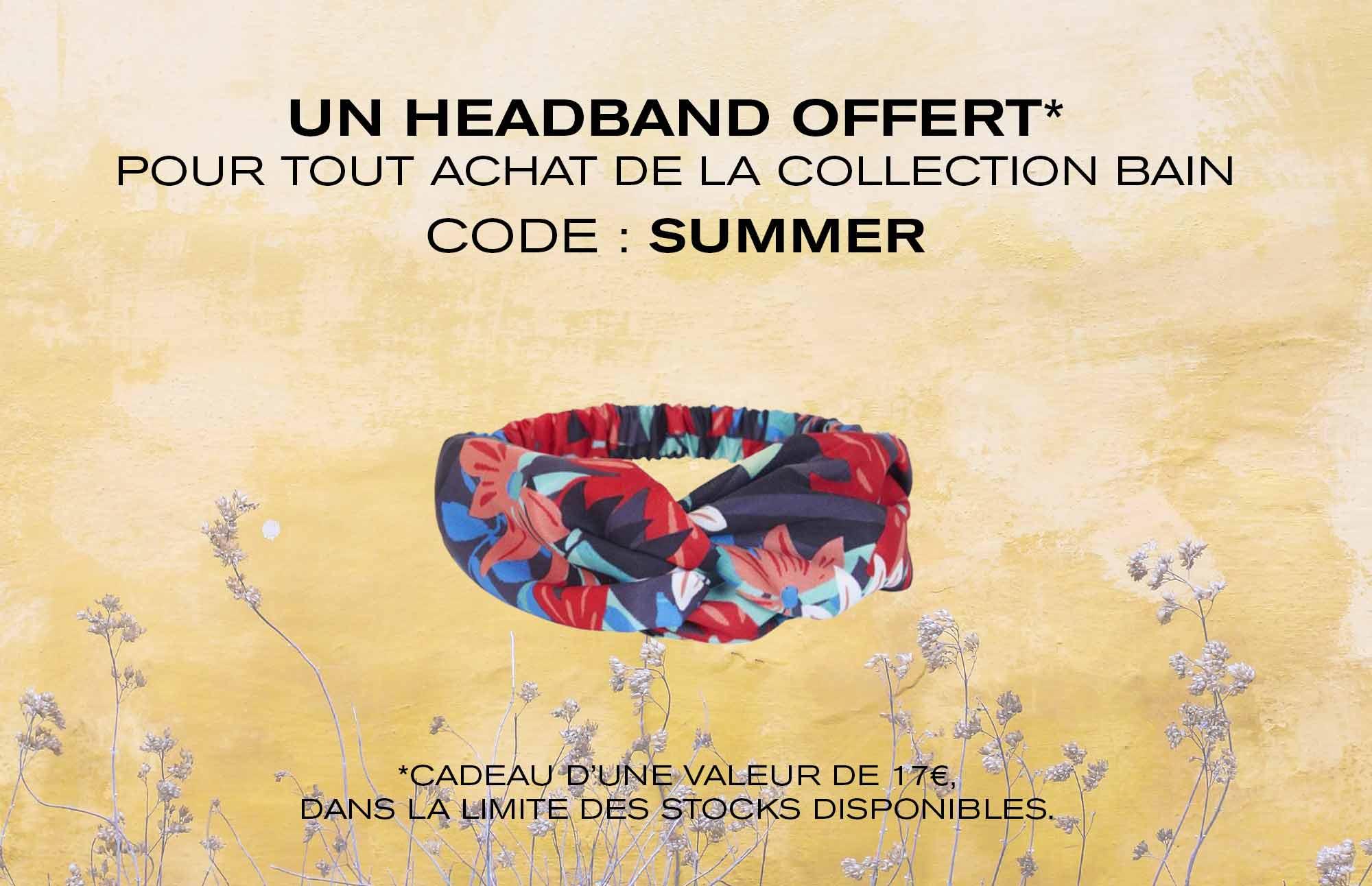 Headband | Simone Pérèle