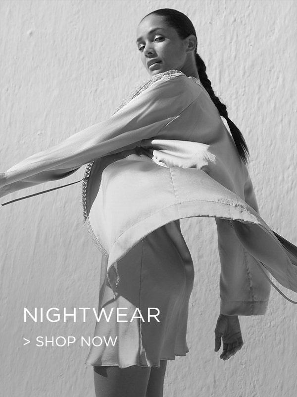 Nightwear in Black Friday | Simone Pérèle