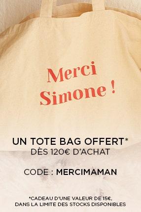 Totebag | Simone Pérèle