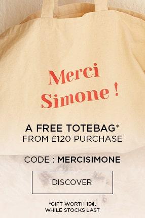 Totebag   Simone Pérèle