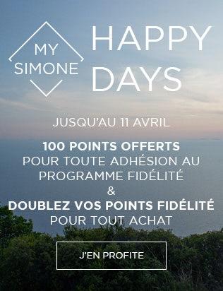 HAPPY DAYS | Simone Pérèle