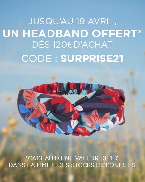HEADBAND| Simone Pérèle