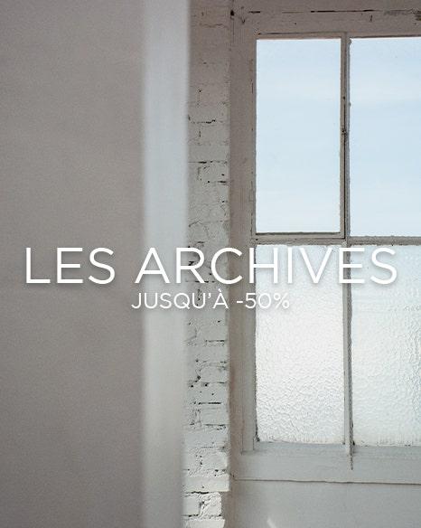LES ARCHIVES : jusqu'à -50% | Simone Pérèle