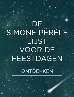 DE SIMONE PERELE LIJST VOOR DE FEESTDAGEN | Simone Pérèle