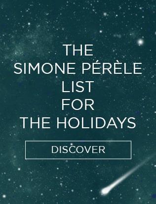 THE SIMONE PERELE LIST FOR THE HOLIDAYS   Simone Pérèle
