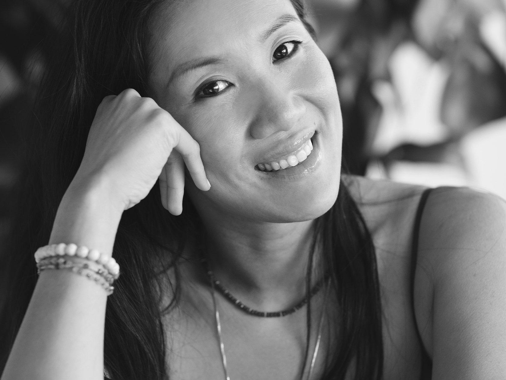 Portrait de Sophie Trem, blogueuse de The Other Art of Living et Chief Good Mood Officer   Simone Pérèle