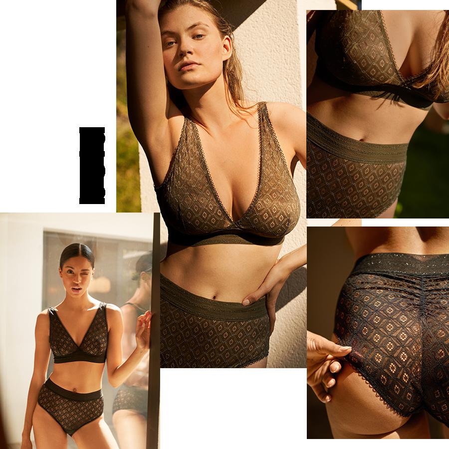 Simone & Simone Pérèle Collection | Simone Pérèle