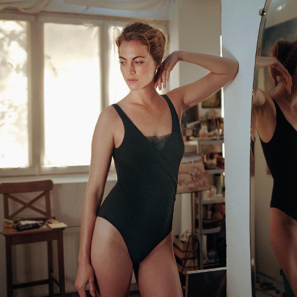 Porter un body   Simone Pérèle