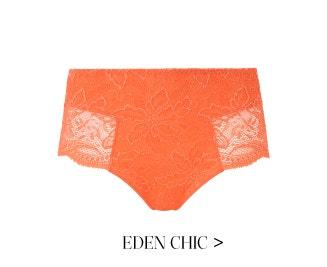 Culotte haute Eden Chic