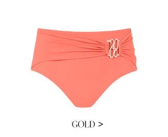 Culotte haute Gold