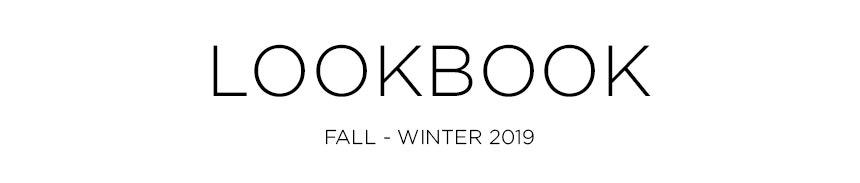 LOOKBOOK AH19 | Simone Pérèle